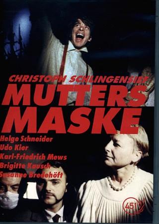 Mutters Maske Plakat