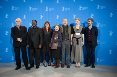 Die internationale Jury der Berlinale 2009