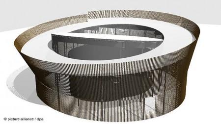 Festspielhaus Afrika (Modell)