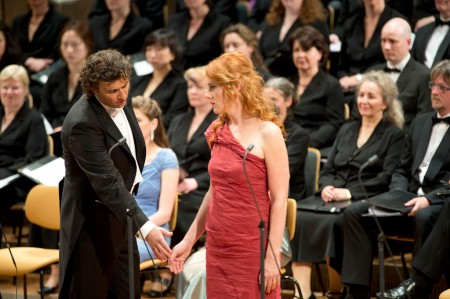 Benefizkonzert der Berliner Philharmoniker (c) Monika Rittershaus