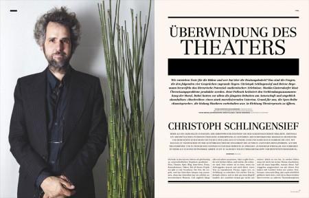 Schlingensief Interview SPEX #328 PDF