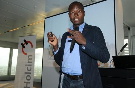Global Holcim Award 2012 für Francis Kéré