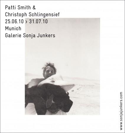 Patti Smith & Christoph Schlingensief