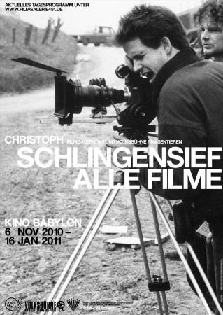 Schlingensief Retrospektive im Kino Babylon Berlin