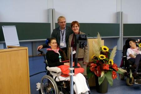 Paul Goldschmidt-Preis 2009 für Angela Jansen