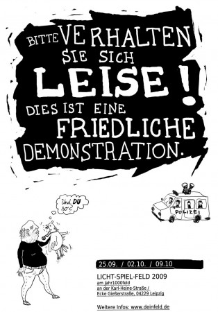 20 Jahre Friedliche Revolution (Leipzig)