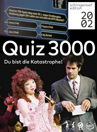 Neu auf DVD: HAMLET und QUIZ 3000 – in der SCHLINGENSIEF EDITION